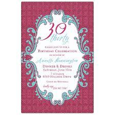30th birthday invitations templates ideas invitations ideas