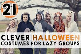 21 clever costumes for lazy groups pets best