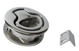 marine cabinet hardware pulls amarine made marine boat stainless steel 2 flush pull hatch latch