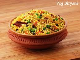 Biryani Decoration Food Menu Party Cruisers India Limited