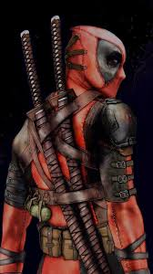 latest deadpool iphone 6 plus hd wallpapers wallpapers