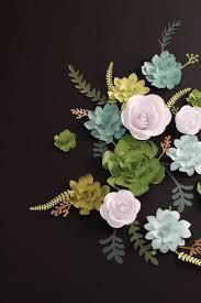 best 25 paper succulents ideas on pinterest paper plants paper