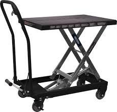 500 lb hydraulic lift cart princess auto
