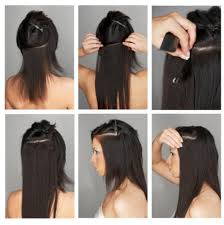 real hair clip in extensions clip in extensions keitha s hair co
