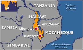 africa map malawi news africa malawi on the brink of starvation