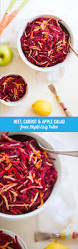 beet carrot u0026 apple salad recipe u2013 stupid easy paleo