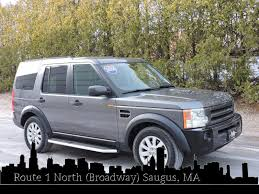 black land rover lr3 used 2006 land rover lr3 se at auto house usa saugus