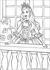 100 ideas barbie coloring pages free emergingartspdx