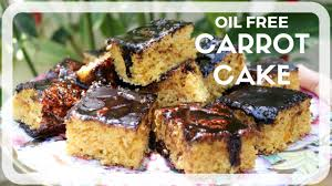 carrot cake oil free u0026 vegan avocado happiness youtube
