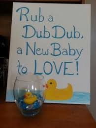Yellow Duck Baby Shower Decorations Rubber Ducky Baby Shower Centerpieces Karla Is Fabulous At Scrap