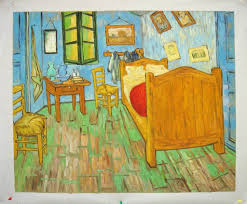 gogh chambre arles chambre de gogh lovely gogh bedroom at arles airbnb caign