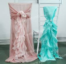Cheap Chair Covers And Sashes Fancy Ruffled Chiavari Chair Cover For Wedding Wedding Ruffled