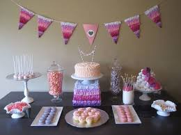 baby shower table decoration decorate cake table baby shower prezup for