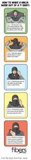 25 best memes about how to make a ninja mask how to make a