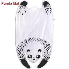 tapis ourson chambre b beau bébé de bande dessinée jeu matelassé tapis panda renard ours
