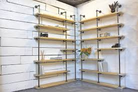 Shelving Units For Closet Industrial Pipe Shelving Unit