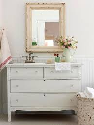 chic bathroom ideas 37 charming shabby chic bathroom vanity ideas homecoach design ideas