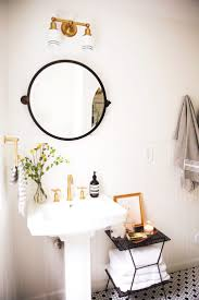 best ideas about new bathroom designs pinterest new darlings before after bathroom reveal vintage minimal style