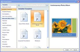 how to install powerpoint template microsoft 2007 templates