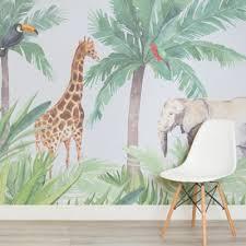 Nursery Wallpaper  Wall Murals Murals Wallpaper - Kids room wallpaper murals