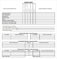 Take Sheet Template Sle Football Sheet 9 Documents In Pdf