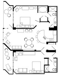 marriott aruba surf club floor plan two bedroom villa arubaoceanclubtimeshare com