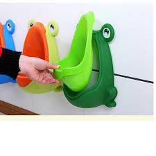 amazon com aomomo lovely frog baby toilet training children