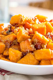 brown sugar bacon roasted sweet potatoes tornadough alli