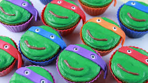 teenage mutant ninja turtles cupcakes nerdy nummies youtube