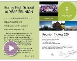 high school class reunion invitations high school reunion invitations template best template collection