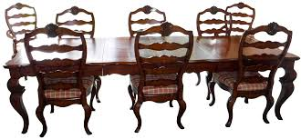 hickory white french english traditional dining table u0026 chairs