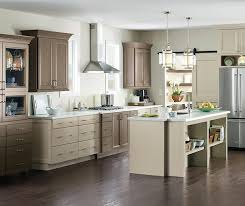 Kitchen Cabinets At Menards Kennedy Maple Egret And Seal Schrock At Menards