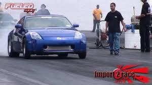 nissan 350z a vendre turbo 350z vs toyota starlet turbo youtube