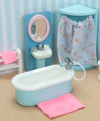 Dolls House Bathroom Furniture Look At This Daisylane Bathroom Furniture Set On Zulily Today