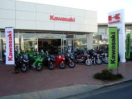 trinity kawasaki is open for business in cairns qld kawasaki