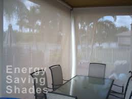 Solar Shades For Patio Doors by Exterior Shades Outdoor Shades Exterior Solar Screens Shades