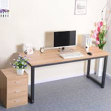 bureau arrondi simple arrondi ordinateur bureau longue table de conférence de