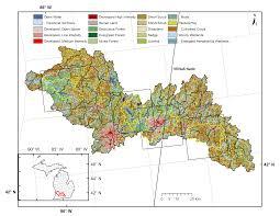 Kalamazoo Michigan Map by Lees Nasa Carbon Cycle U0026 Ecosystems Cc U0026e
