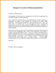 2 recommendation letter examples quote templates