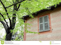 small red country house stock photo image 4871080