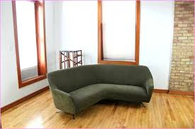Sofa Designs For Small Living Rooms Small Curved Sofa Image Of Small Curved Sofa Idea For Small Living