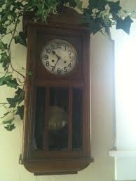 German Grandfather Clocks German Wall Clock Collectors Weekly