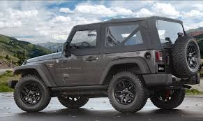Jeep News And Rumors Will Next Jeep Wrangler Keep Frame And Go Aluminum Rumor The