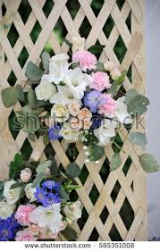 Wedding Trellis Flowers Wedding Trellis Stock Images Royalty Free Images U0026 Vectors