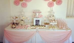 top baby shower best baby shower girl cake table cake decor food photos