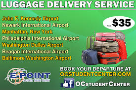 united luggage luggage delivery service e point student travel center ocean