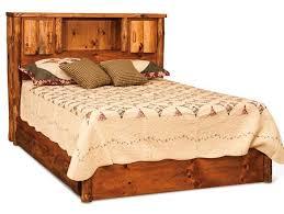 amish log bedroom furniture