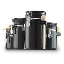 kitchen canisters stainless steel kitchen canisters shop the best deals for nov 2017 overstock
