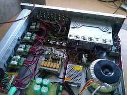 7 1 home theater circuit diagram amplifier amplificador 7 1 café grilo lm4780 stk4191 2x60w 2x50w