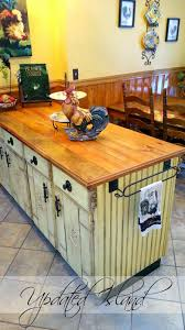 kitchen island gets country french makeover guest post country